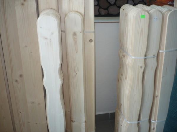 Smrekové plotovky